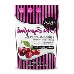 NLA For Her Superfoods Perform & Superfood  Cherry Cranberry