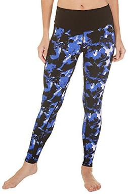 Teez-Her Smoothing Panel Cloud Leggings, Electric Blue, Medi