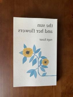 The Sun and Her Flowers by Rupi Kaur PAPERBACK 2017, BRAND N