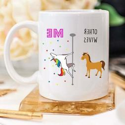 Unicorn Gift for Wife Mug Anniversary Gifts for Wife Gift fo