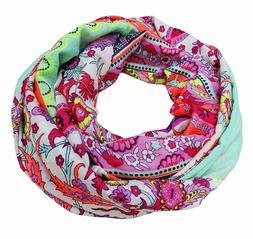 Women's Scarf Cotton Blend Hijab Fashion Multi-Color Scarves